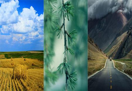 عکس های فوق العاده زیبا از طبیعت برای موبایل