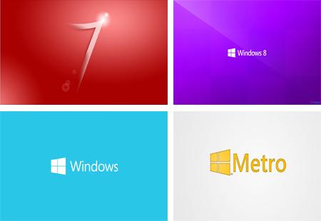 عکس های پس زمینه ی دسک تاپ با موضوع ویندوز